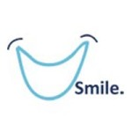 facebook square smile logo